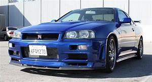 Nissan Skyline Fast And Furious : fast furious movie set nissan skyline gt r r34 replica up for sale ~ Medecine-chirurgie-esthetiques.com Avis de Voitures