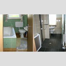 Kleines Badezimmer Renovieren Kleines Badezimmer Nach