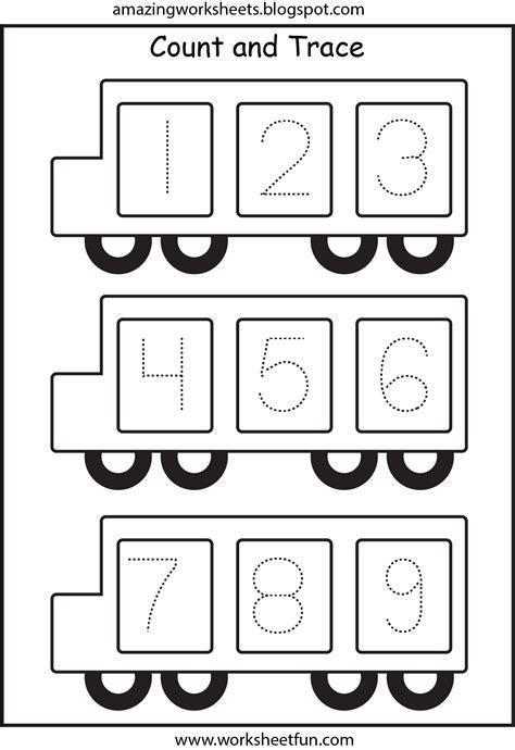 number tracing 1 9 preschool numbers preschool 195   23fdae0aaa1b07a055b5070ad6e37ee0