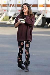 Shenae Grimes Photos Photos - Stars Film '90210' at ...