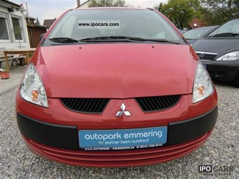 2007 Mitsubishi Colt Cz3 1.1 From First Hand Ideal For