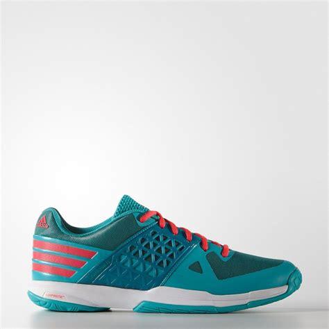 Sepatu Hak Ori jual sepatu badminton sepatu bulutangkis ori adidas