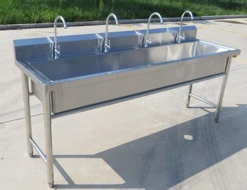 industrial kitchen sinks stainless steel customized restaurant stainless steel 7515