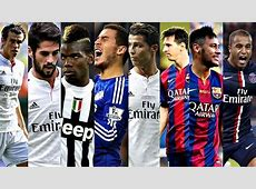 Best Dribbling Skills 2015 Ft Bale Isco Pogba Hazard