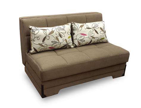twist optimum brown loveseat sleeper  istikbal furniture