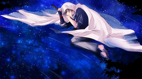 Anime Boy Wallpaper 1920x1080 - touken sword blue anime boy wallpaper 1920x1080 629094