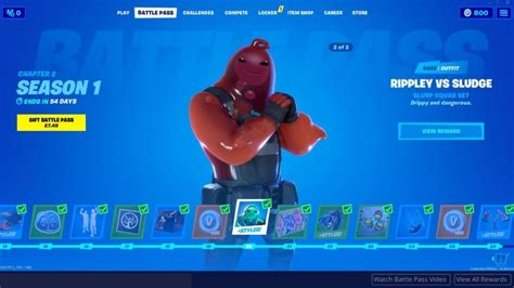 fortnite  season  battle pass skins styles fusion
