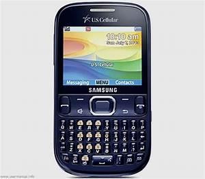 Samsung Freeform 5 User Manual For Us Cellular