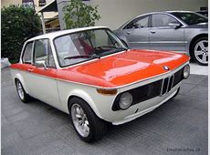 BMW 1602 History of Model, Photo Gallery and List of
