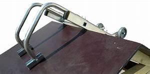 Echelle De Toit : accessoire pour chelle de couvreur chelle de toiture ~ Melissatoandfro.com Idées de Décoration