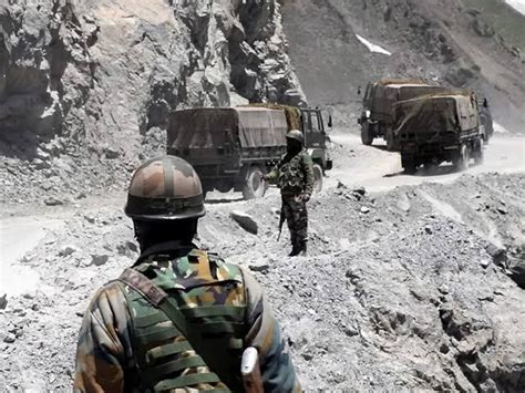Amidst Ladakh Tension, India Buys War Material from ...