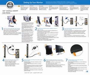 Dell 2408wfp Monitor User U0026 39 S Manual