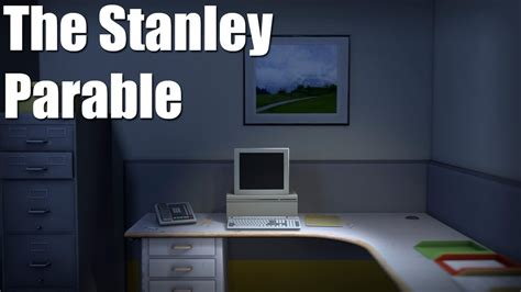 stanley parable masoq youtube