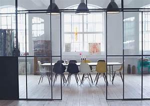 Fenetre Interieure Dans Cloison : 10 id es d co avec des fen tres d 39 atelier ~ Melissatoandfro.com Idées de Décoration