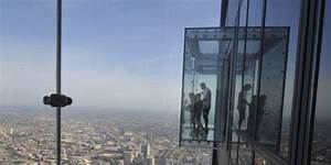 Willis-Sears Tower Skydeck, Chicago attraction-sightseeing ...