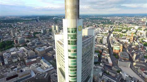 Commerzbank Tower In Frankfurt Am Main Youtube