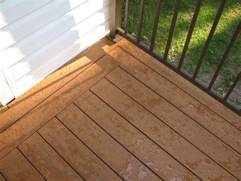 Deck Joist Fascia by Best Method For Installing Timbertech Earthwood Fascia