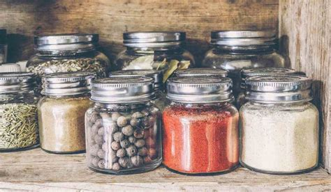 4 Simple Homemade Spice Mixes  The Naughty Nutritionists
