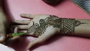 Arabic Mehandi Design Front Hand Video 2- ILoveMehandi.TV ...