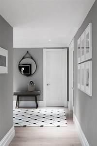 Flur Gestalten Wände Grau : wandfarbe grau die perfekte hintergrundfarbe in jedem raum ~ Bigdaddyawards.com Haus und Dekorationen