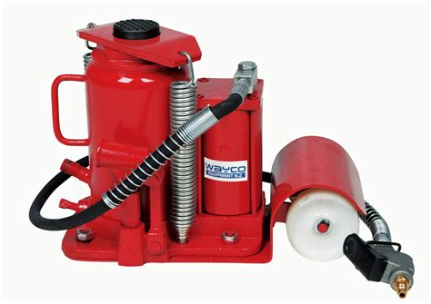 Buy Online Wayco 20 Ton Air/hydraulic Bottle Jack