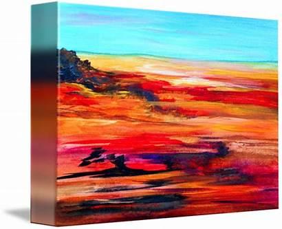 Arizona Abstract Landscape Eloise Schneider Mote Houzz