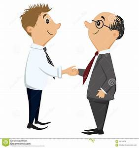 Handshake Stock Vector - Image: 58574074