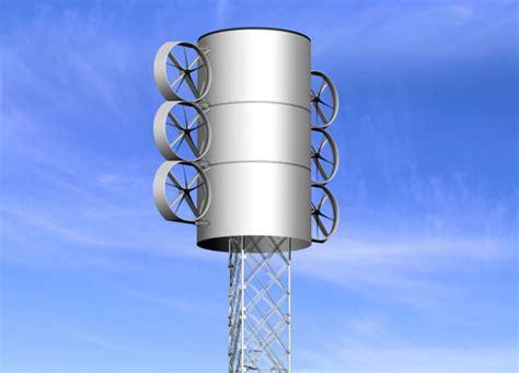 wind turbine design morphocode unveils plans for home set atop an