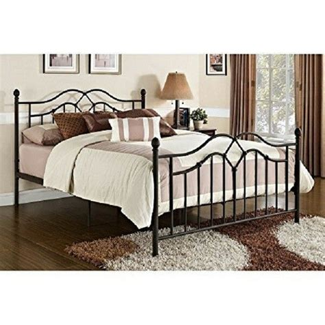Bed Frame For And Footboard by Size Metal Bed Frame Complete Headboard