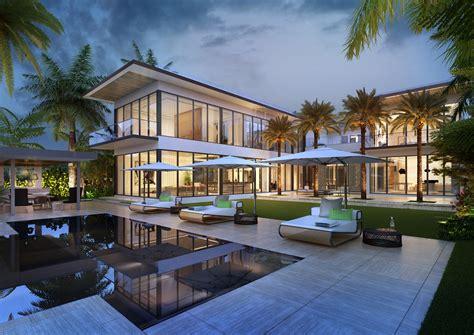 Miami Beach Spec Home Near Chris Bosh Asks $255m Curbed