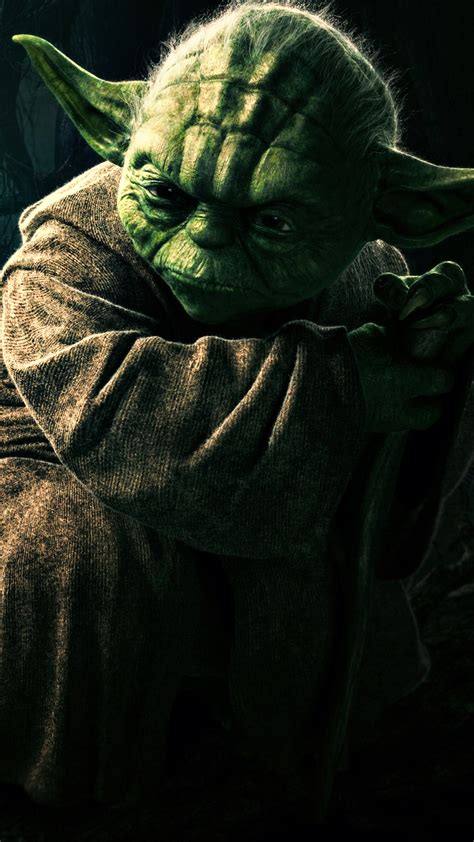 yoda hd wallpaper   mobile phone