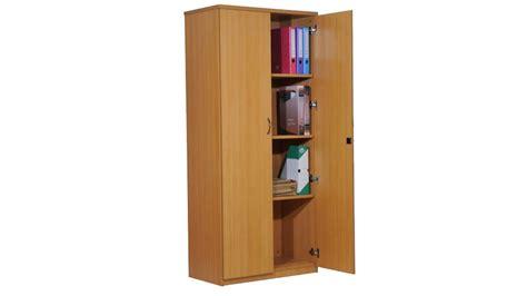 armoir de bureau organisation armoire de bureau bois