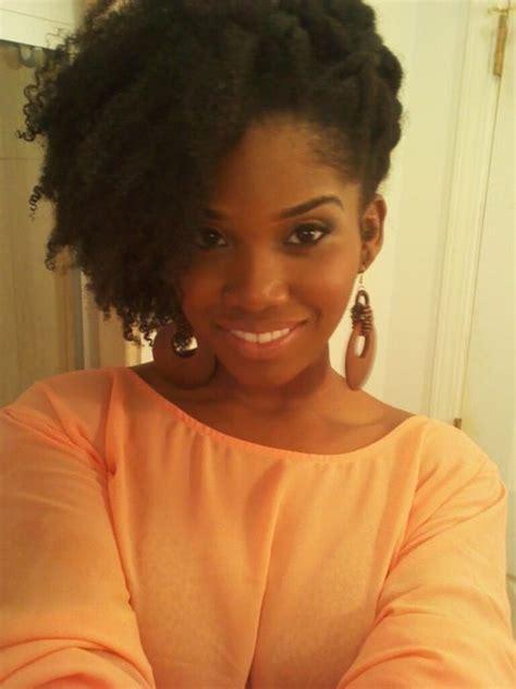 spring summer natural hairstyles  black women
