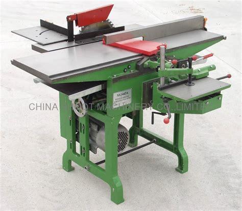 multi  woodworking machinemqa shoot china