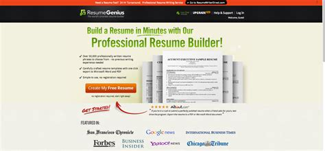 resume genius 53 reviews editorial services 427 n