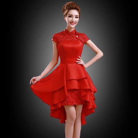 dress fashion merah model baju anak design bild