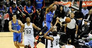 Russell Westbrook Throws Down Tomahawk Dunk (VIDEO)