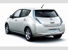 2013 Nissan Leaf gets increased range, lighter weight