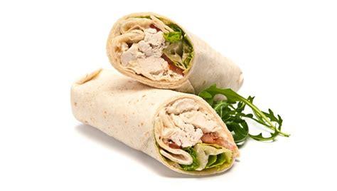 How To Make A Sandwich Wrap Om