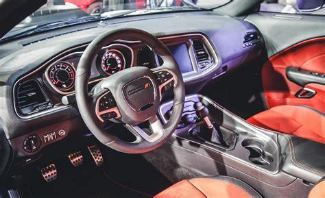 2015 dodge challenger interior 2015 dodge challenger srt interior review price release