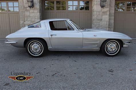 1963 Chevrolet Corvette Sting Ray Split Window