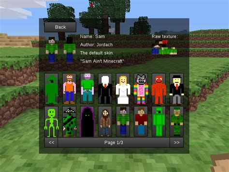 minetest forums view topic mod  game skin