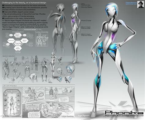 Advanced Humanoid Concept