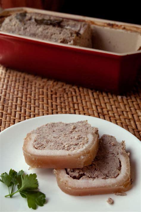 terrine de cagne recette de cuisine mademoiselle cuisine recettes astuces actu cuisine