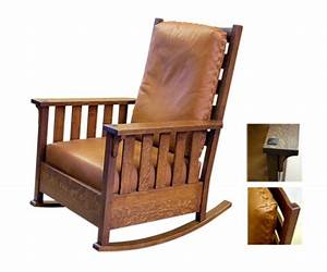Stickley Bow Arm Chair