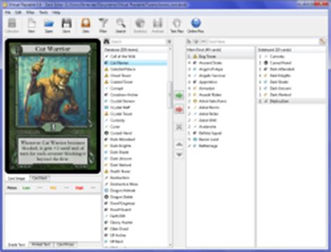 mtg sealed deck simulator playtable for magic the gathering