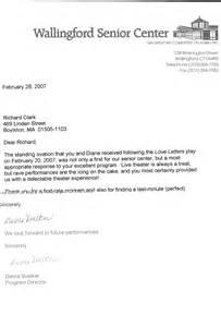 Business Referral Letter Sample