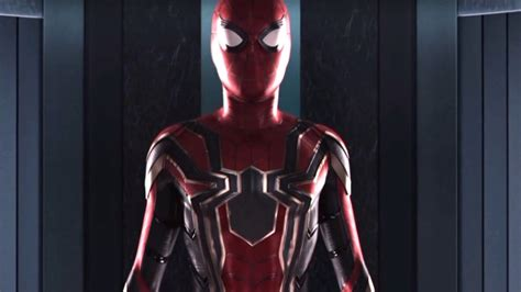 The Untold Truth Of Spiderman's Iron Spider Suit