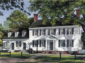 colonial revival house plans eplans adam federal house plan house 3515 square and 5 bedrooms from