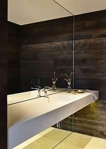 Spiegel An Der Decke : 30 coole ideen um gro e spiegel in ihrem badezimmer verwenden beste inspiration ~ Markanthonyermac.com Haus und Dekorationen